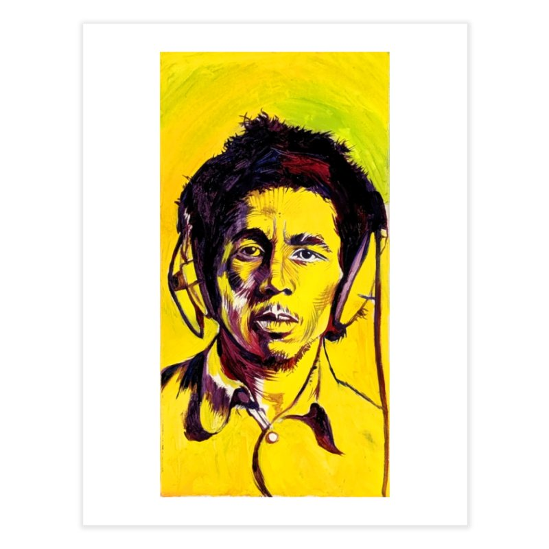 """bob Home Fine Art Print by Art Prints by Seama available under """"Home"""""""