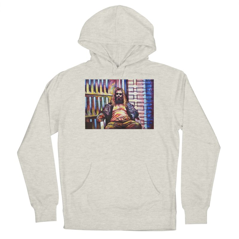 """fat thor Men's Pullover Hoody by Art Prints by Seamus Wray available under """"Home"""""""