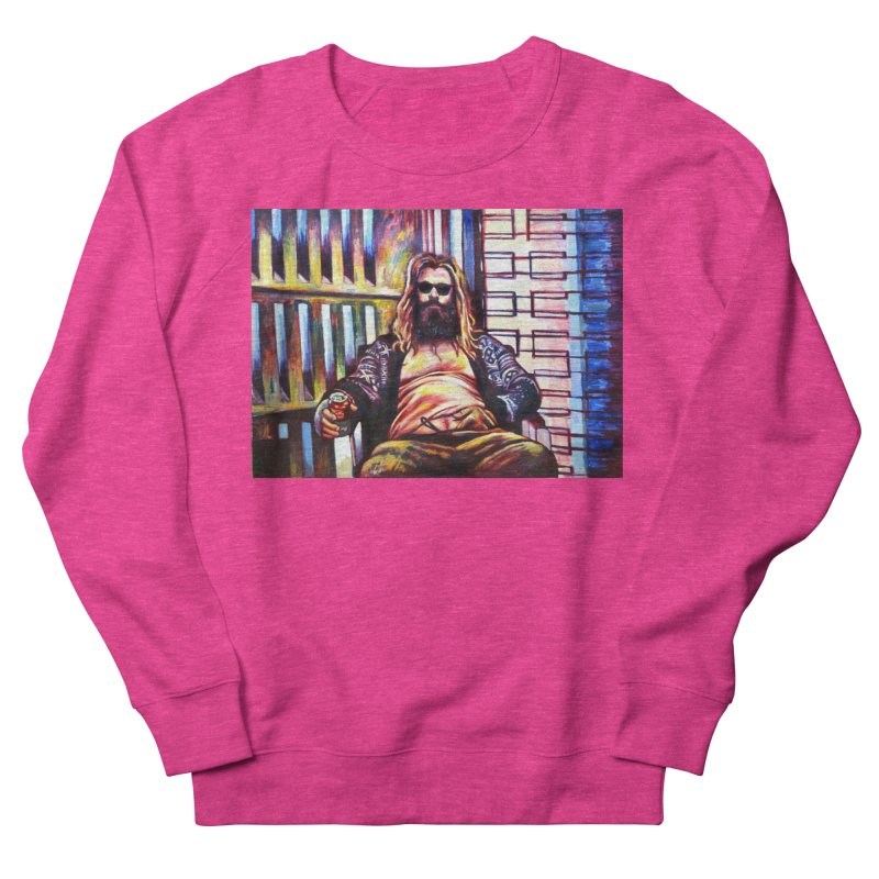 """fat thor Men's Sweatshirt by Art Prints by Seama available under """"Home"""""""