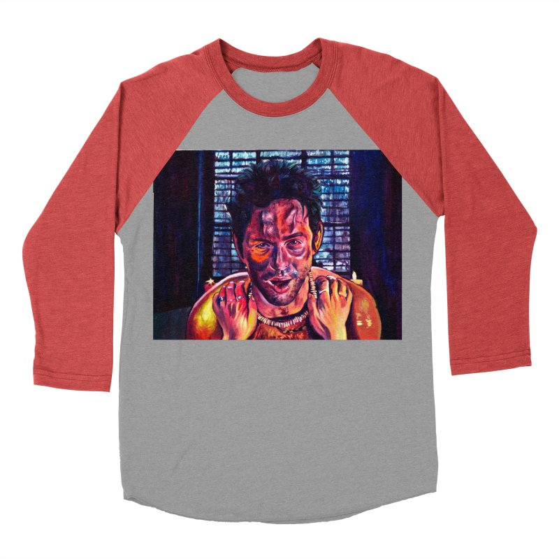 become the journey Men's Longsleeve T-Shirt by paintings by Seamus Wray