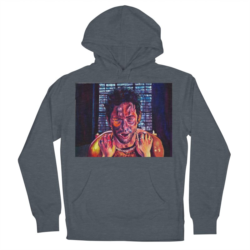 become the journey Women's French Terry Pullover Hoody by paintings by Seamus Wray