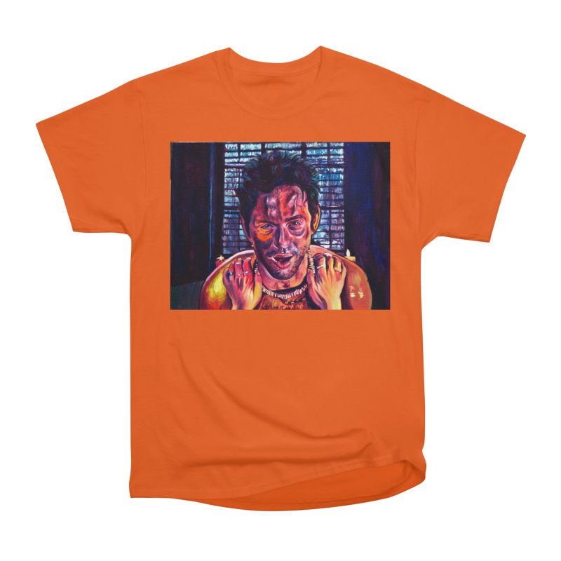 become the journey Men's T-Shirt by paintings by Seamus Wray