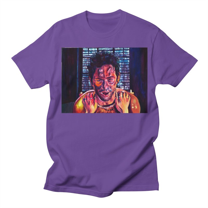 become the journey Women's Regular Unisex T-Shirt by paintings by Seamus Wray
