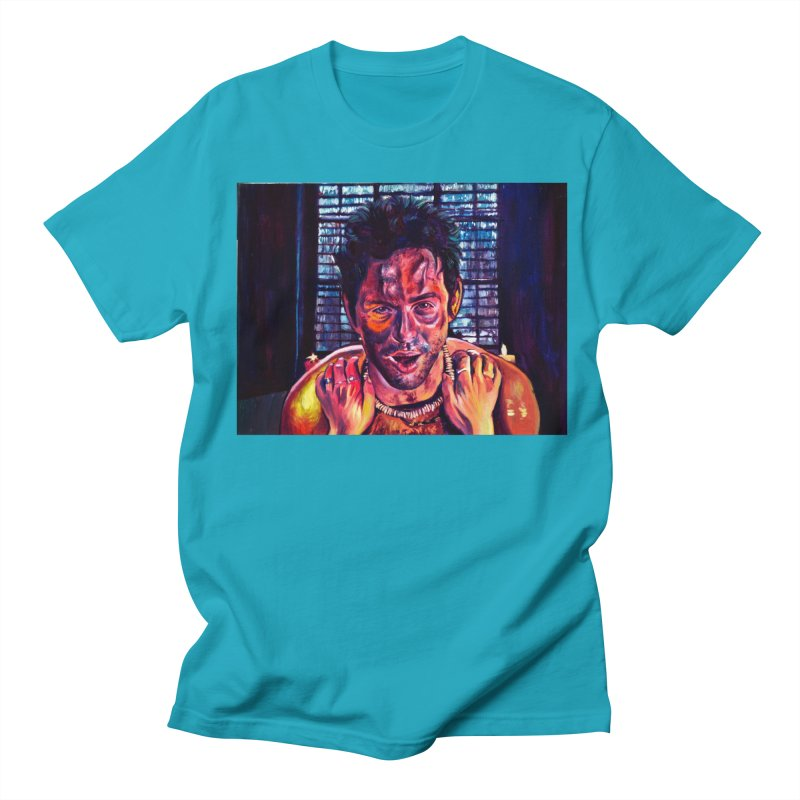 """become the journey Men's T-Shirt by Art Prints by Seama available under """"Home"""""""