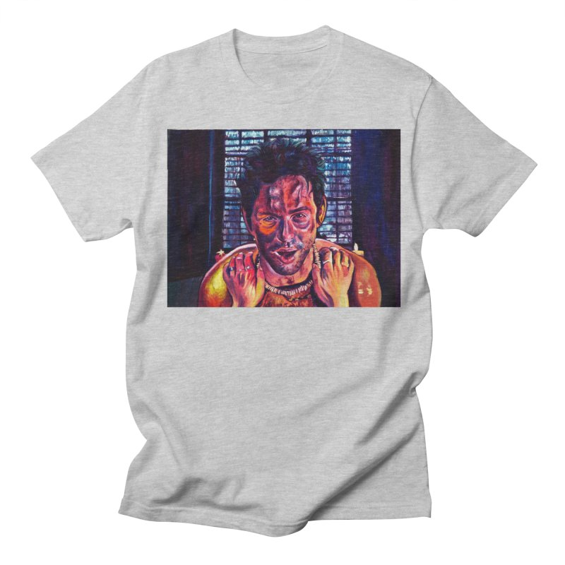 become the journey Men's Regular T-Shirt by paintings by Seamus Wray