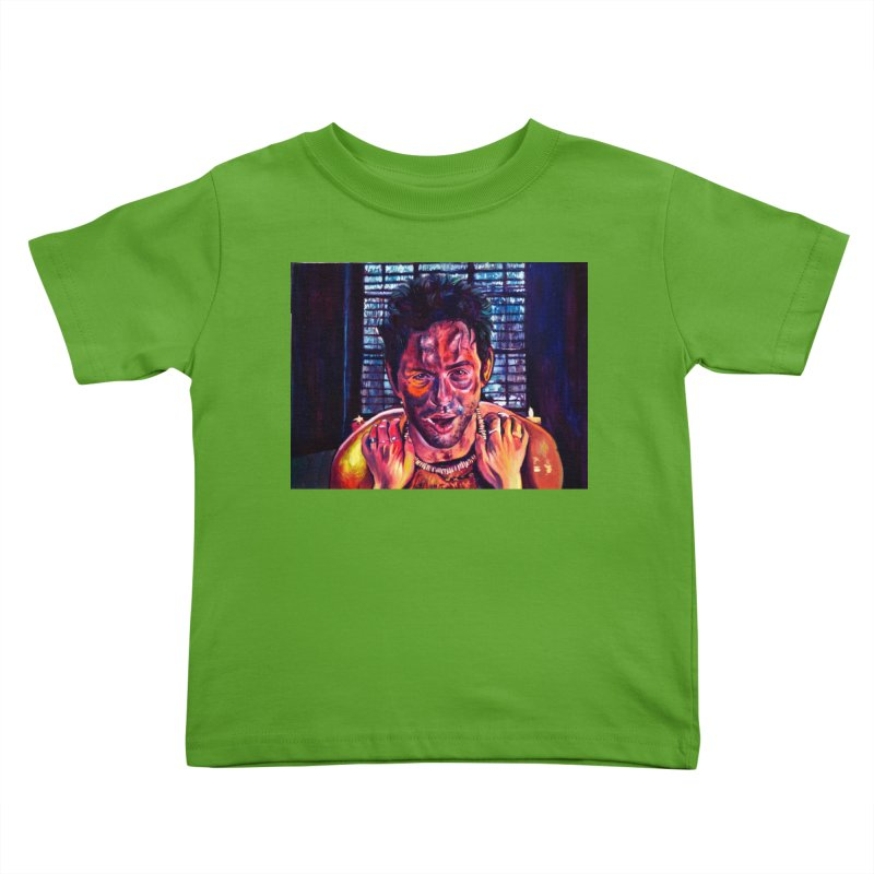 """become the journey Kids Toddler T-Shirt by Art Prints by Seamus Wray available under """"Home"""""""