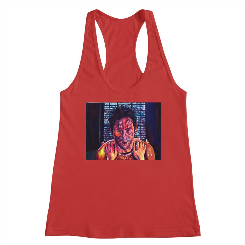 """become the journey Women's Tank by Art Prints by Seamus Wray available under """"Home"""""""