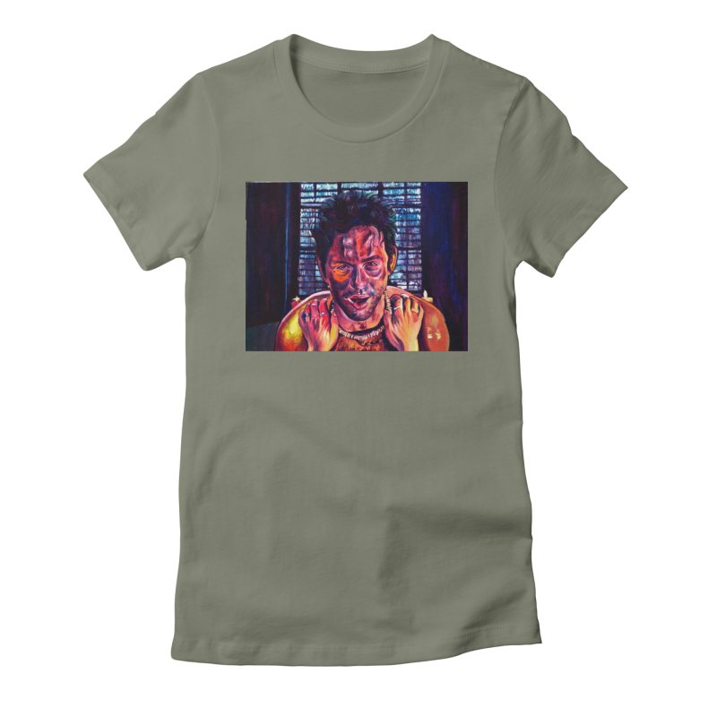 """become the journey Women's T-Shirt by Art Prints by Seamus Wray available under """"Home"""""""