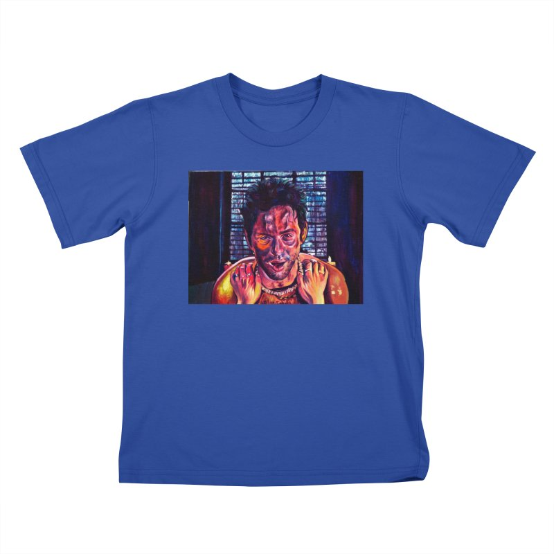"""become the journey Kids T-Shirt by Art Prints by Seamus Wray available under """"Home"""""""