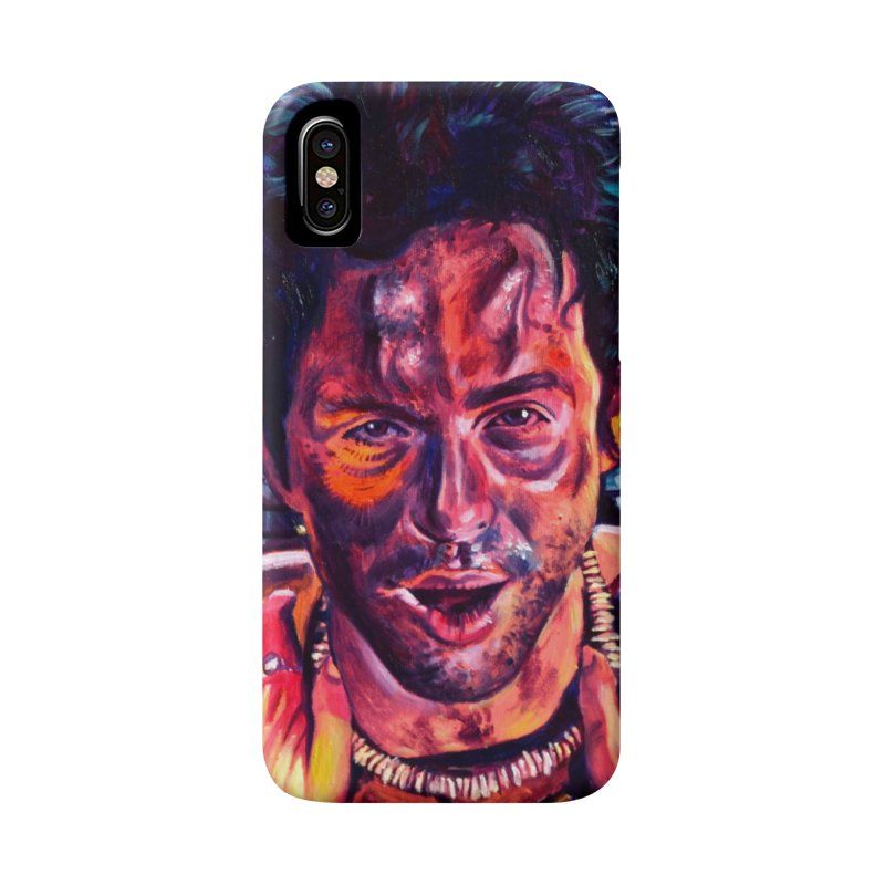 become the journey Accessories Phone Case by paintings by Seamus Wray