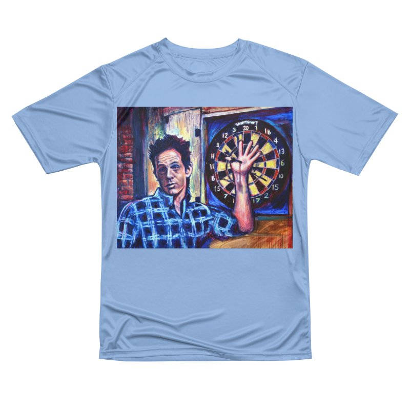 dart Men's T-Shirt by paintings by Seamus Wray
