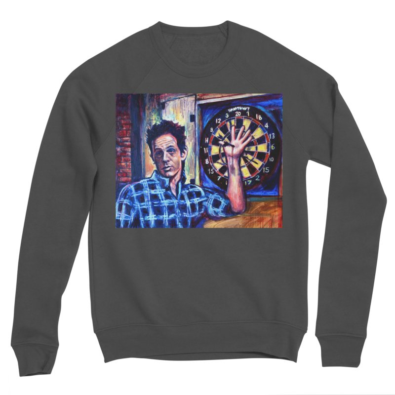 dart Women's Sponge Fleece Sweatshirt by paintings by Seamus Wray