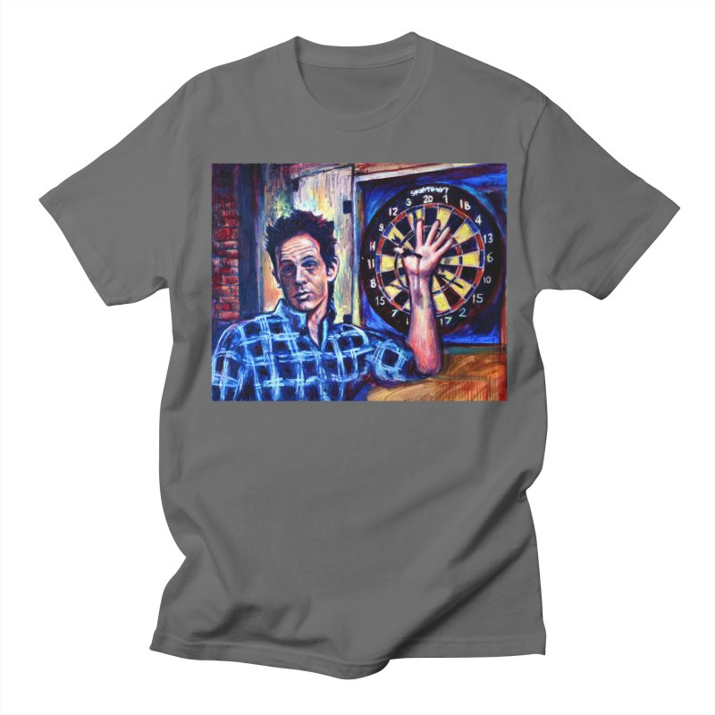 """dart Men's T-Shirt by Art Prints by Seama available under """"Home"""""""