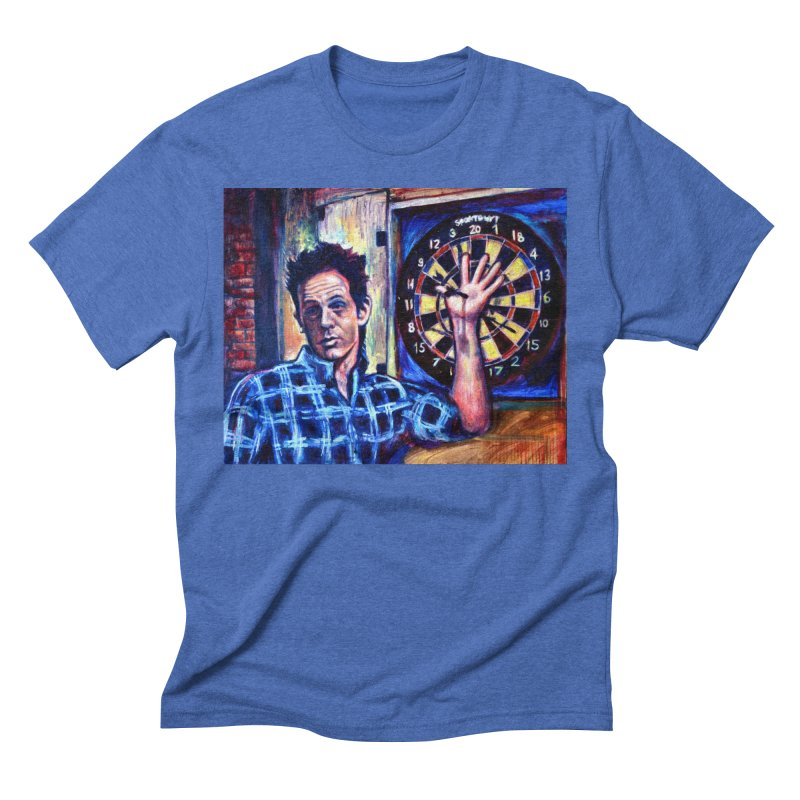 "dart Men's T-Shirt by Art Prints by Seama available under ""Home"""