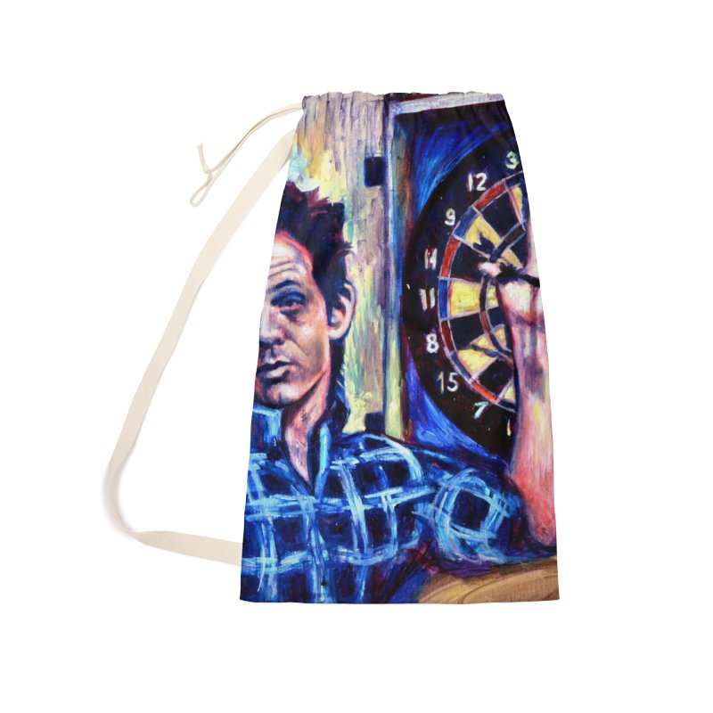 dart Accessories Bag by paintings by Seamus Wray