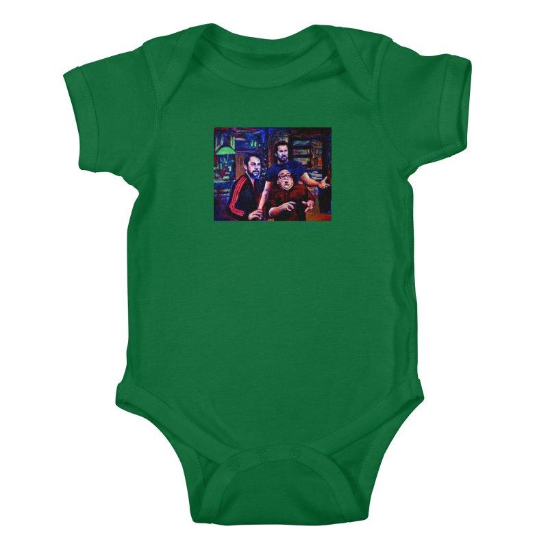 """reactions Kids Baby Bodysuit by Art Prints by Seama available under """"Home"""""""