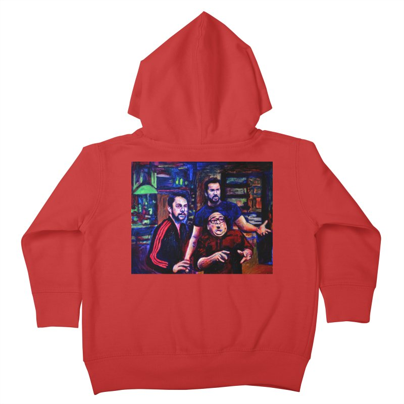 """reactions Kids Toddler Zip-Up Hoody by Art Prints by Seama available under """"Home"""""""