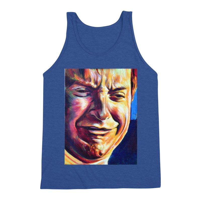 sad tobey Men's Tank by paintings by Seamus Wray