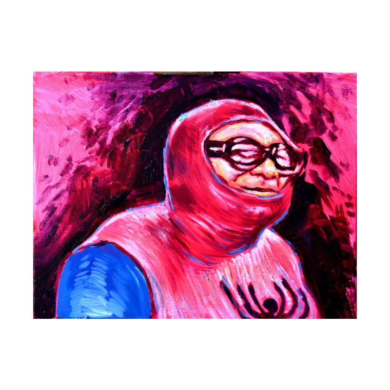 spider-man Women's Sweatshirt by paintings by Seamus Wray