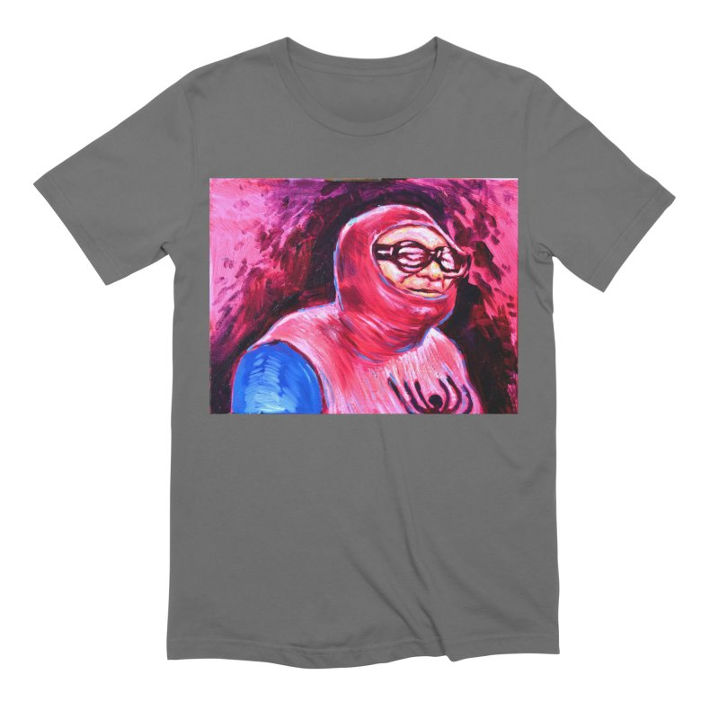 """spider-man Men's T-Shirt by Art Prints by Seama available under """"Home"""""""