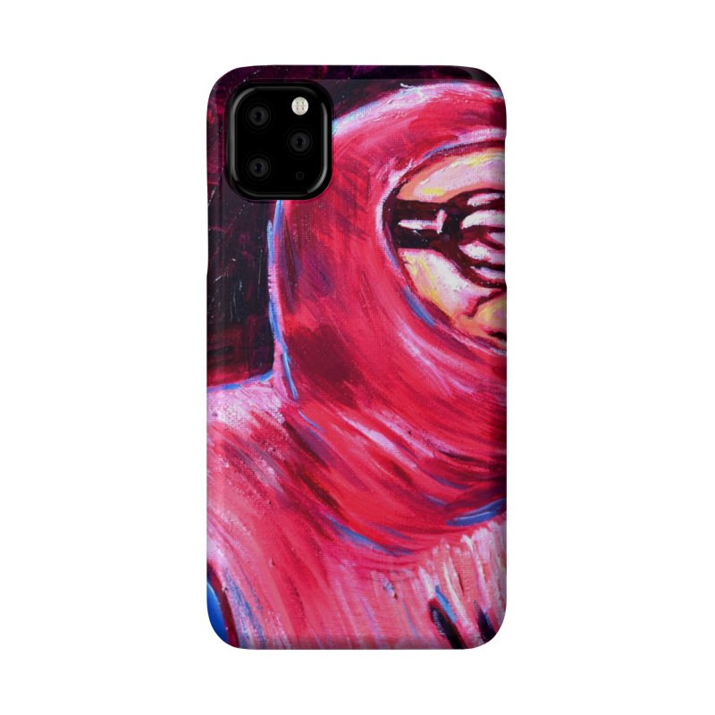 spider-man Accessories Phone Case by paintings by Seamus Wray