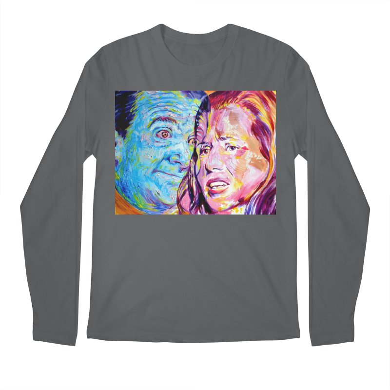 the exact moment Men's Longsleeve T-Shirt by paintings by Seamus Wray