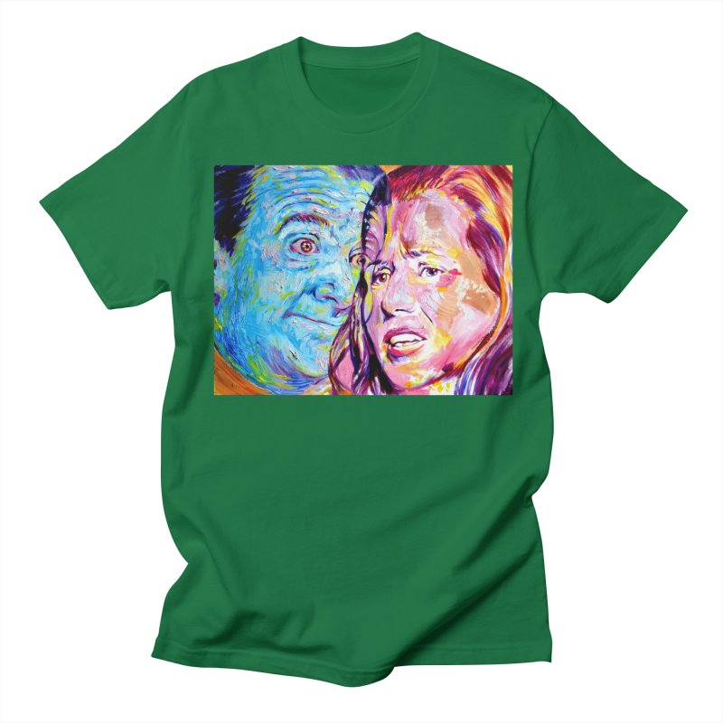the exact moment Women's Regular Unisex T-Shirt by paintings by Seamus Wray