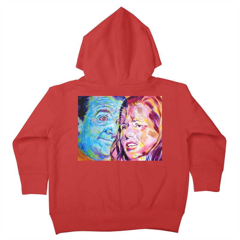 """the exact moment Kids Toddler Zip-Up Hoody by Art Prints by Seamus Wray available under """"Home"""""""