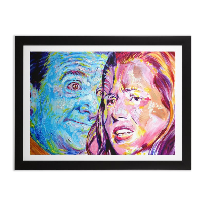 """the exact moment Home Framed Fine Art Print by Art Prints by Seama available under """"Home"""""""