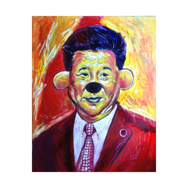 winnie by paintings by Seamus Wray