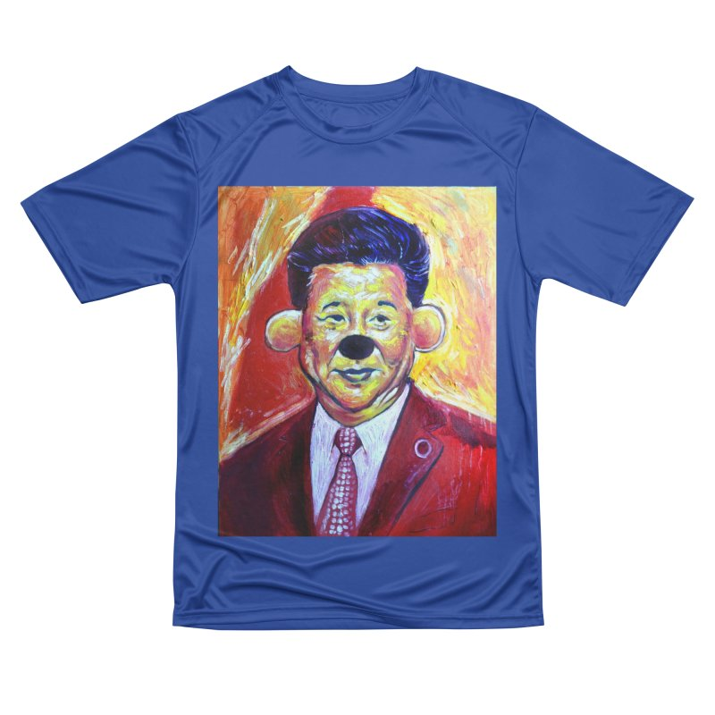winnie Women's Performance Unisex T-Shirt by paintings by Seamus Wray