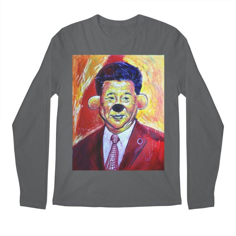 winnie Men's Longsleeve T-Shirt by paintings by Seamus Wray