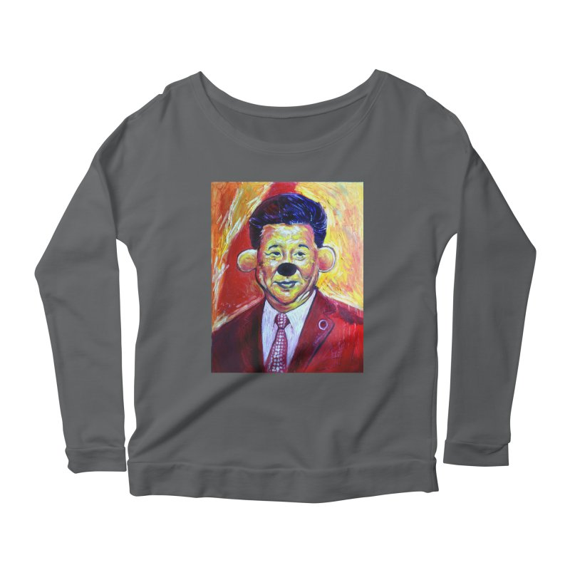 """winnie Women's Longsleeve T-Shirt by Art Prints by Seama available under """"Home"""""""