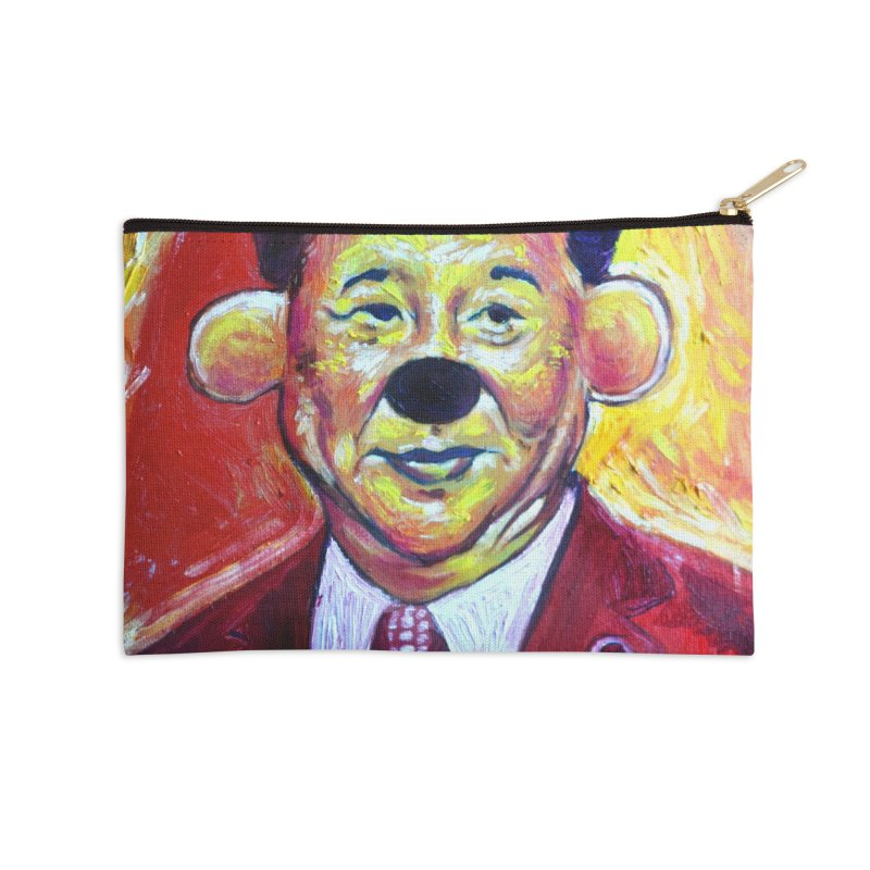 """winnie Accessories Zip Pouch by Art Prints by Seama available under """"Home"""""""