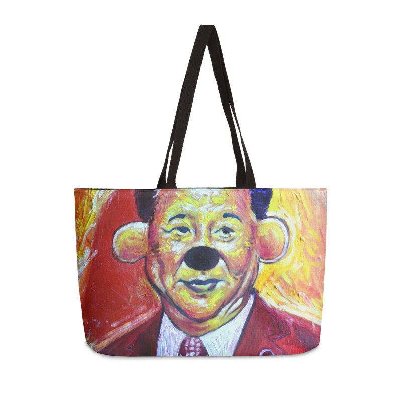 winnie Accessories Bag by paintings by Seamus Wray