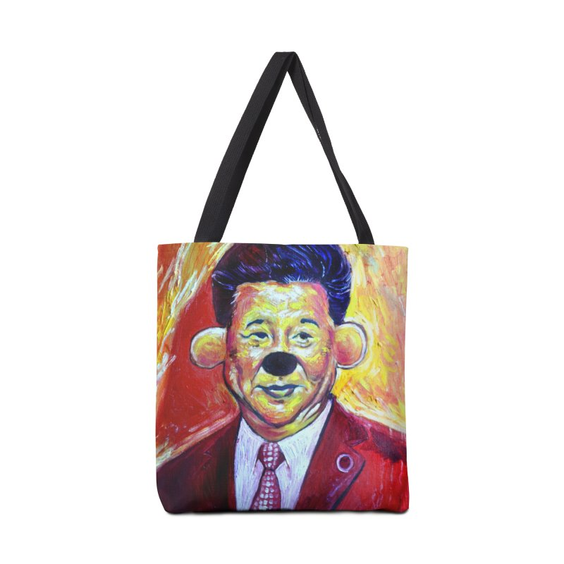 winnie Accessories Tote Bag Bag by paintings by Seamus Wray