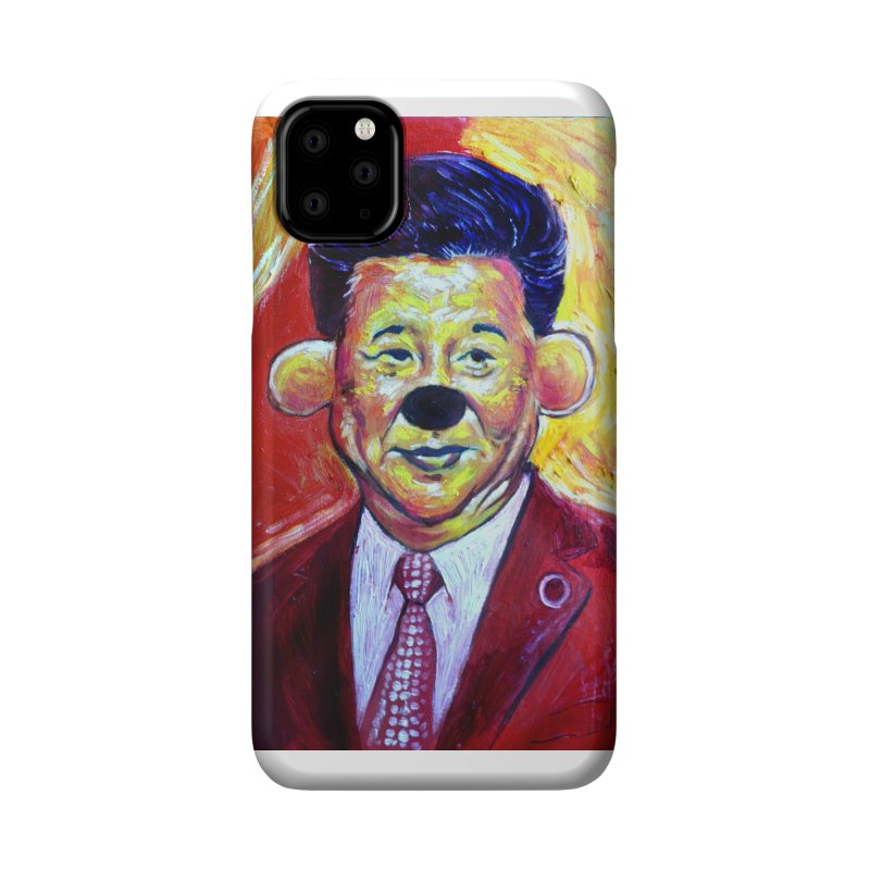 winnie Accessories Phone Case by paintings by Seamus Wray