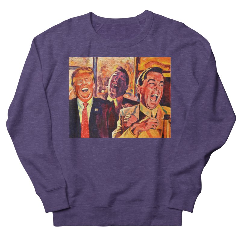 goodfellas Women's French Terry Sweatshirt by paintings by Seamus Wray