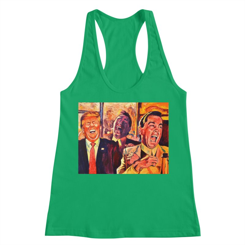 goodfellas Women's Tank by paintings by Seamus Wray
