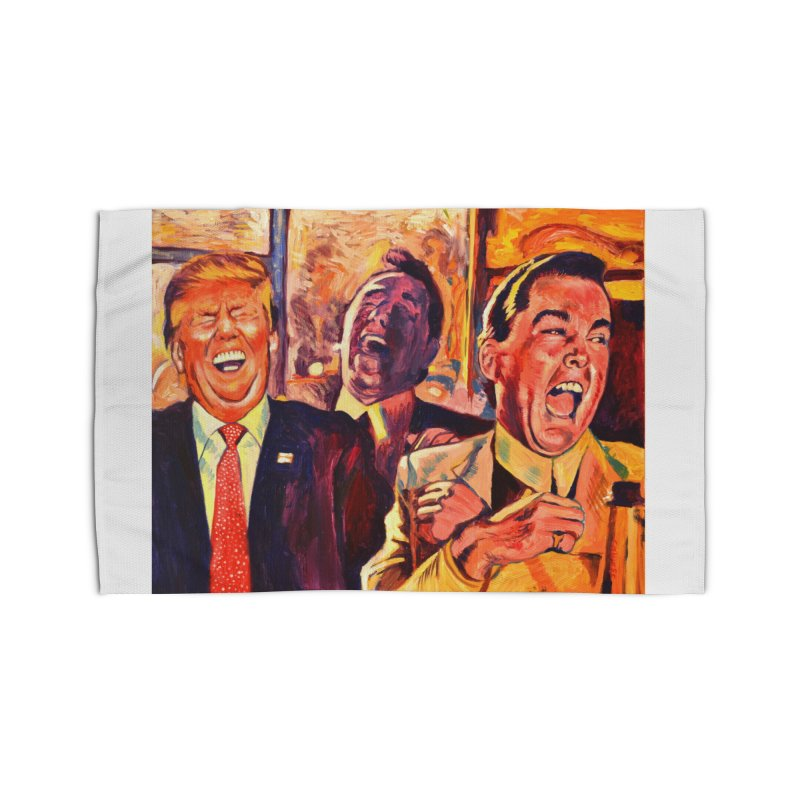 goodfellas Home Rug by paintings by Seamus Wray