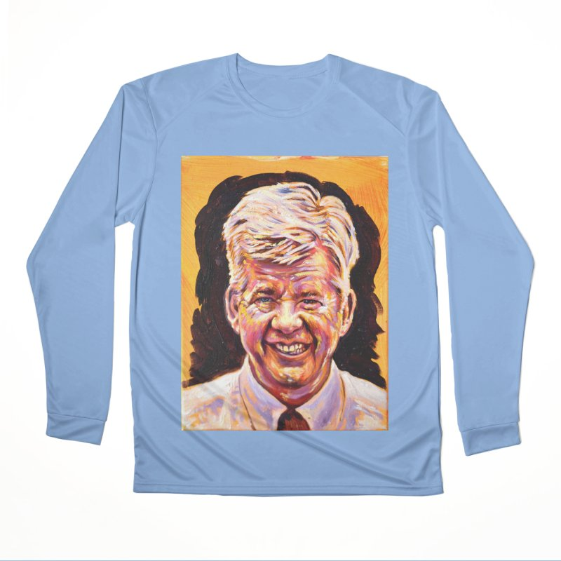 wally Women's Performance Unisex Longsleeve T-Shirt by paintings by Seamus Wray