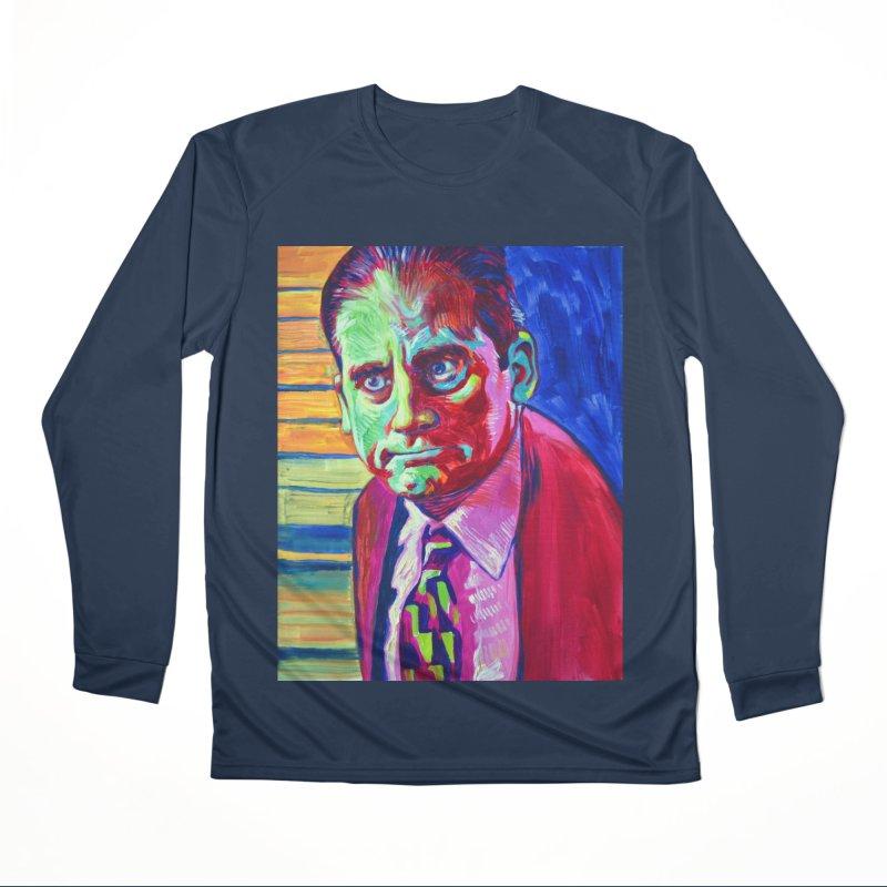 m. scott Women's Performance Unisex Longsleeve T-Shirt by paintings by Seamus Wray