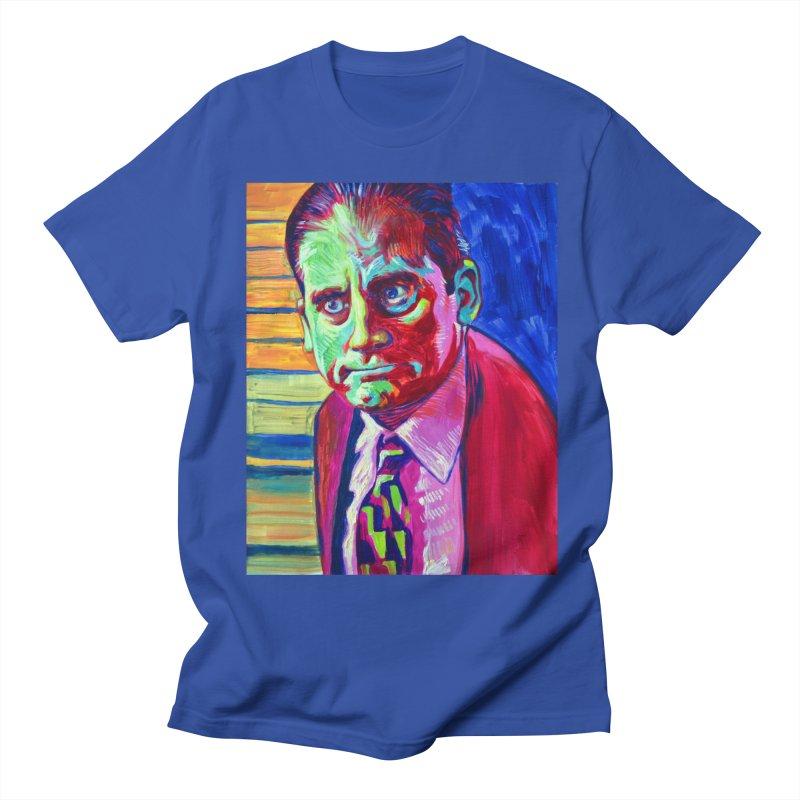 m. scott Women's Regular Unisex T-Shirt by paintings by Seamus Wray