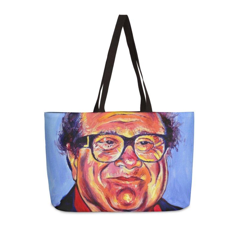 3 Accessories Weekender Bag Bag by paintings by Seamus Wray