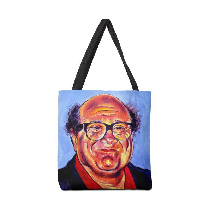 3 Accessories Tote Bag Bag by paintings by Seamus Wray