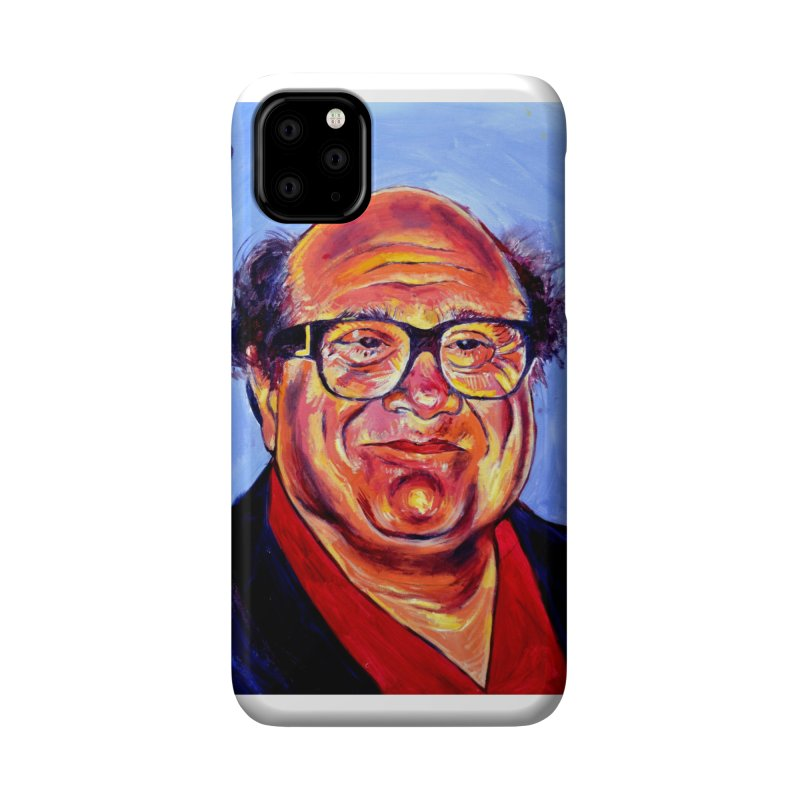 3 Accessories Phone Case by paintings by Seamus Wray