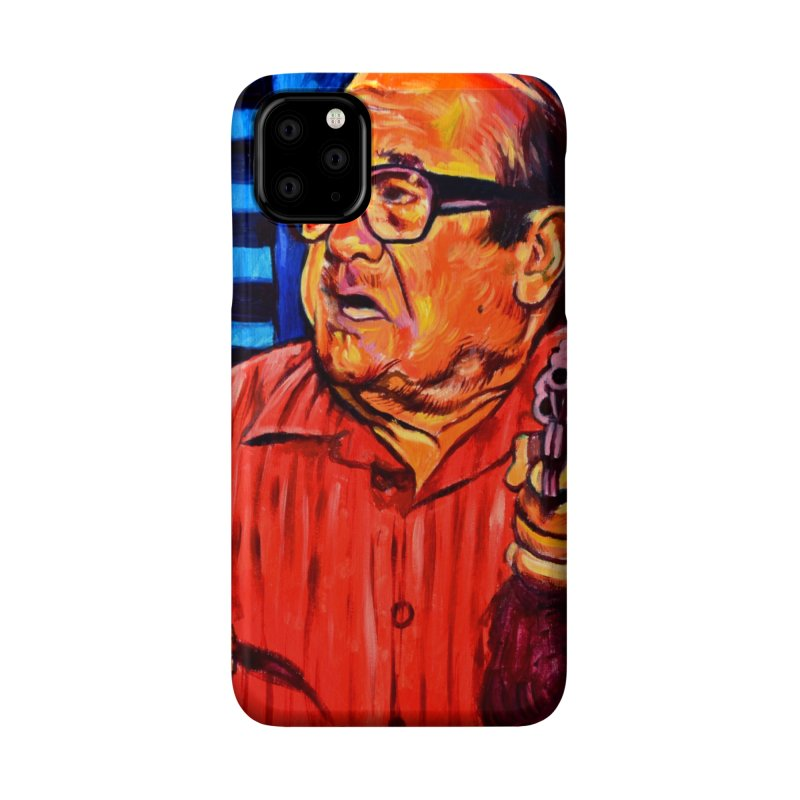 blasting Accessories Phone Case by paintings by Seamus Wray