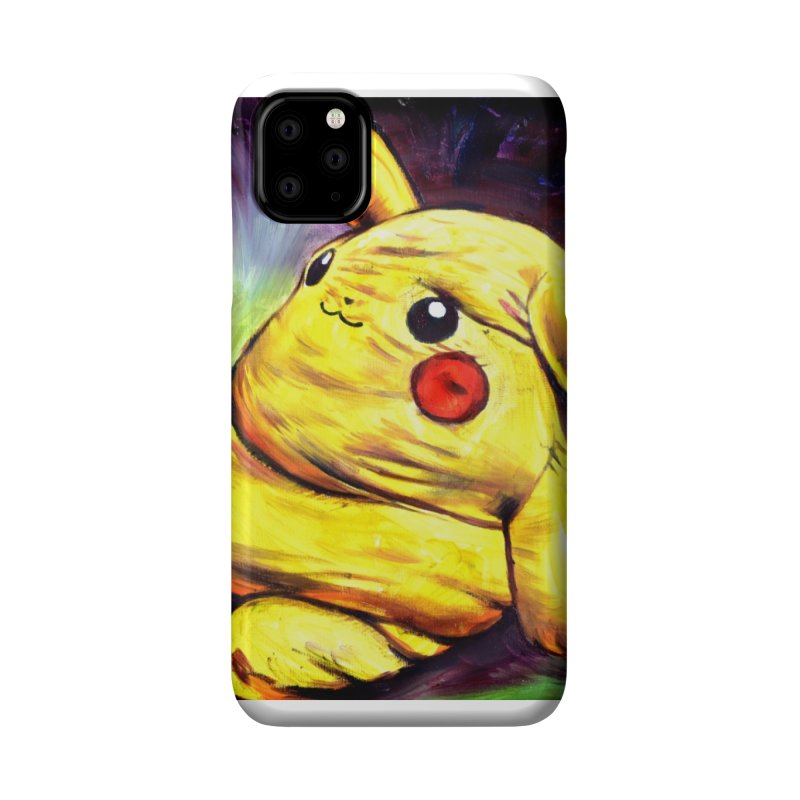 WWIII Accessories Phone Case by paintings by Seamus Wray