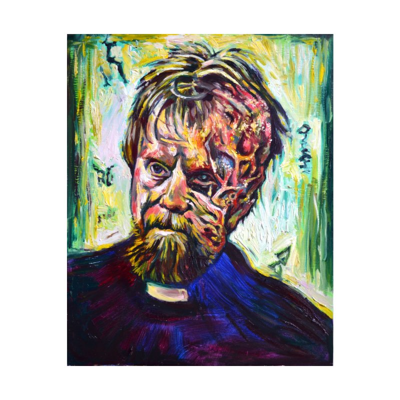 father mara by paintings by Seamus Wray