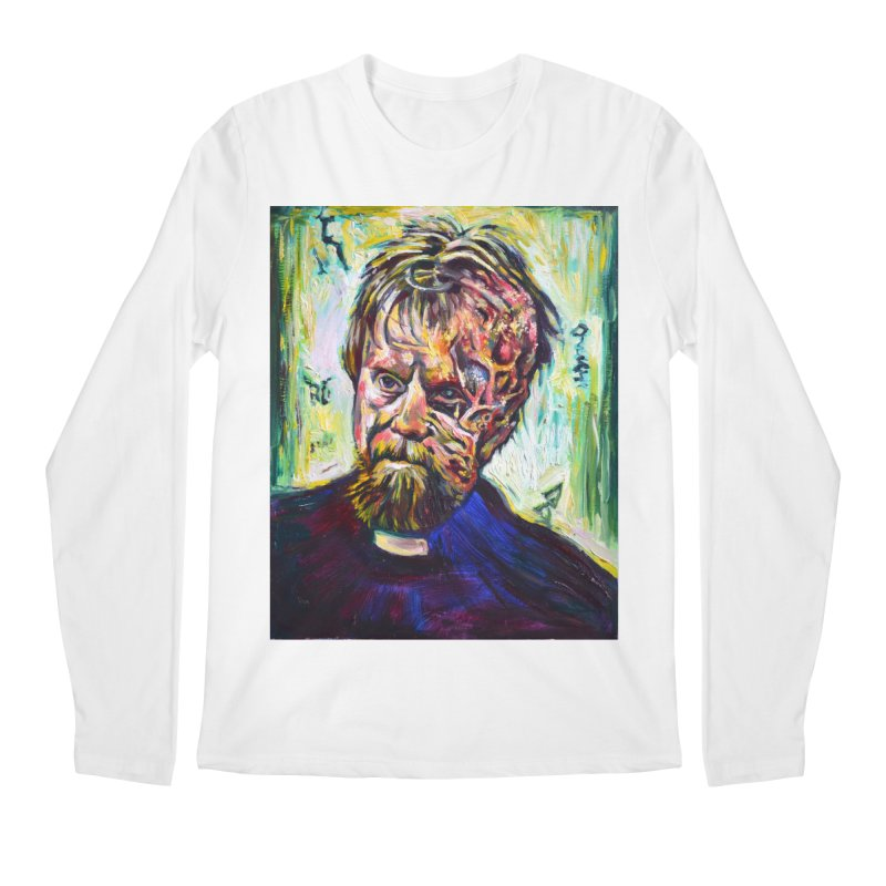 father mara Men's Regular Longsleeve T-Shirt by paintings by Seamus Wray
